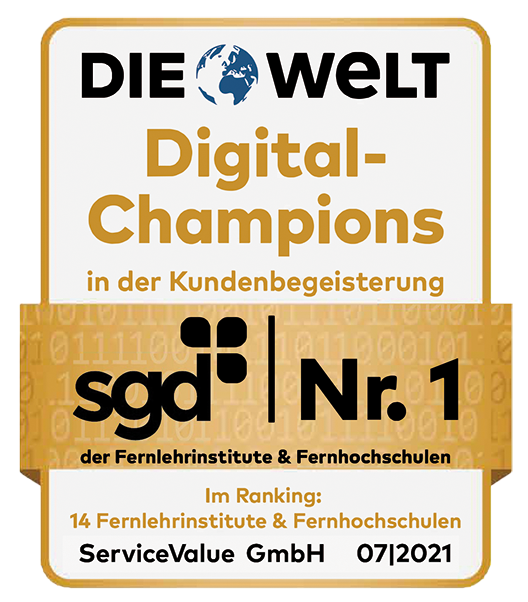 Siegel - Die Welt - Digital Champion